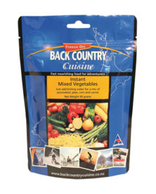 Back Country Mixed Vegetables