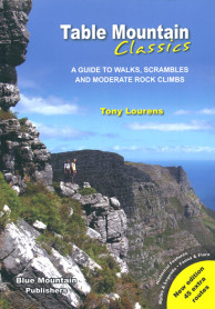table-mountain-classics-guide-walks-scrambles-rock-climbs-lourens-9780620226684